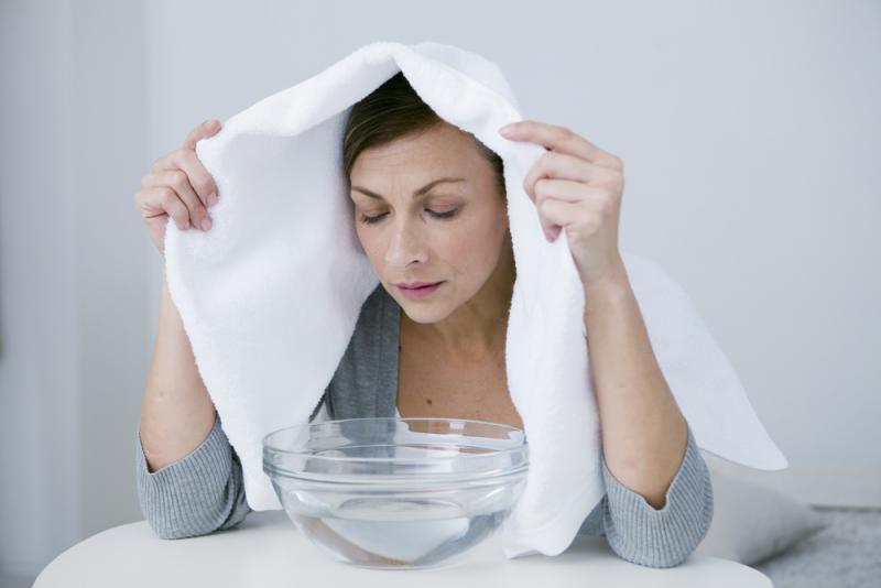 best steamer for cold and cough