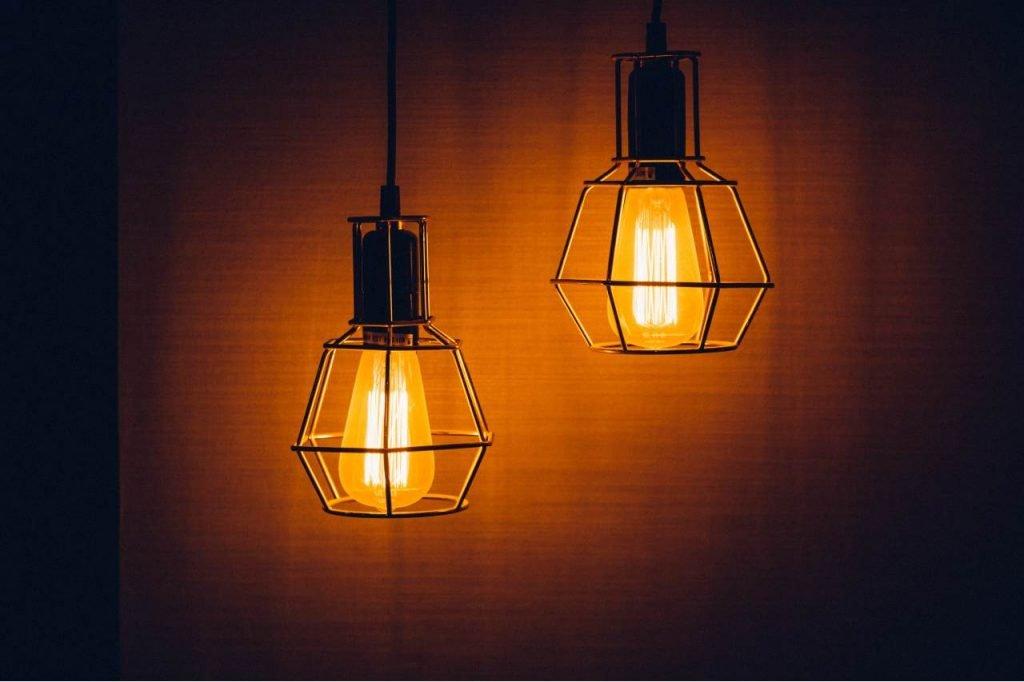 Comp-decorative hanging lights for living room